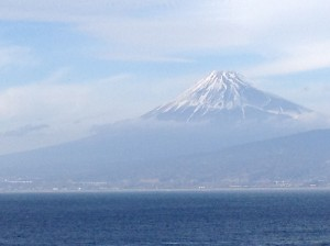 Mt. Fuji... how beautiful!