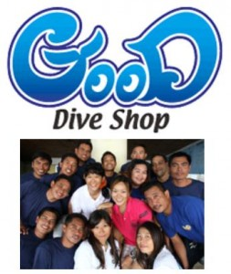 good diveshop BOHOL