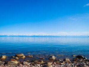 イシク・クル湖